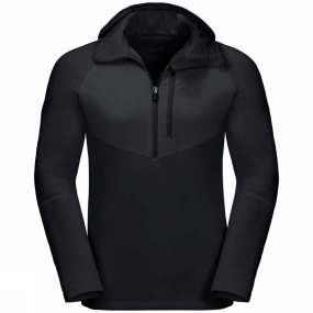 Mens Narvik Trail 1/2 Zip Fleece Mens Narvik Trail 1/2 Zip Fleece by Jack Wolfskin