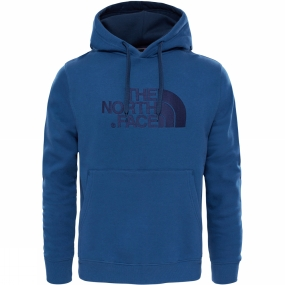 The North Face The North Face Mens Drew Peak Pullover Hoodie Shady Blue