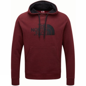 The North Face The North Face Mens Drew Peak Pullover Hoodie Cardinal Red Dark Heather (Std)