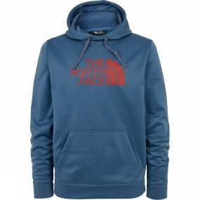 The North Face The North Face Mens Surgent Halfdome Pro Hoodie Shady Blue