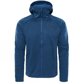 The North Face The North Face Mens Canyonlands Hoodie Shady Blue Heather