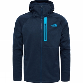 The North Face The North Face Mens Canyonlands Hoodie Urban Navy Heather