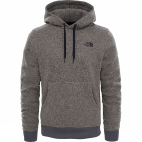 The North Face The North Face MC Simple Dome Hoodie Falcon Brown Dark Heather