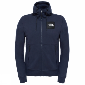 The North Face Mens Fine Full Zip Hoodie