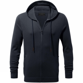 Craghoppers Craghoppers Mens NosiLife Fordham Hooded Jacket Midnight Blue