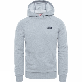 The North Face Mens Raglan Simple Dome Hoodie