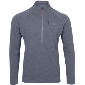 Rab Mens Nexus Pull-On Fleece