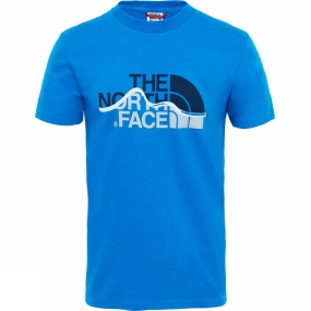The North Face Mens Mountain Line Tee