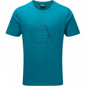 Montane Mens Further Faster Tee