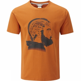 Rab Mens Stance Tee Copper