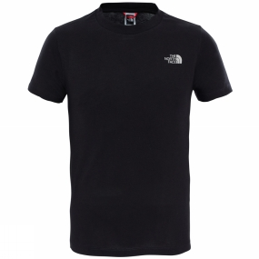 The North Face Mens Short Sleeve Simple Dome Tee