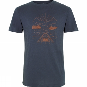 United By Blue United By Blue Mens Canoe T-Shirt Navy
