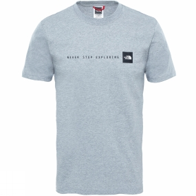 The North Face Mens Short Sleeve NSE Tee