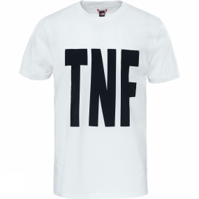 Image of The North Face Mens TNF T-Shirt TNF White