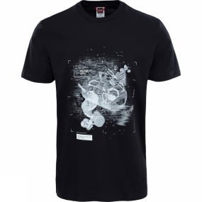 The North Face Expedition Kit Short Sleeve Tee TNF Black
