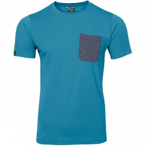 Rab Mens Crimp Short Sleeve Tee