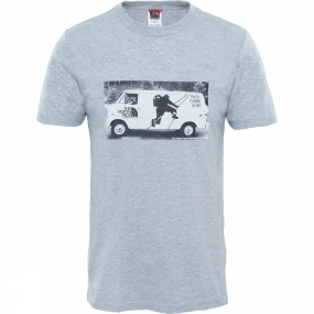 The North Face Mens Celebration Easy T-Shirt