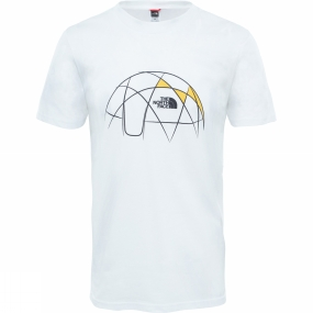 The North Face The North Face Mens Celebration Easy T-Shirt TNF White