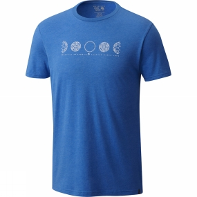 Mountain Hardwear Mens Phases Of Space Station Short Sleeve Tee