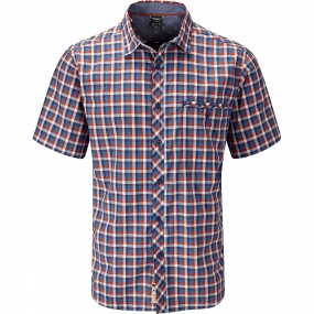 Rab Mens Drifter Short Sleeve Shirt
