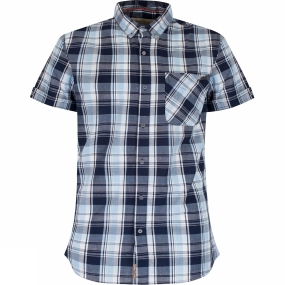 Regatta Mens Efan Short Sleeve Shirt