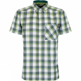 regatta-mens-kalambo-ii-short-sleeve-shirt-hunter-green