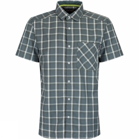 regatta-mens-mindano-ii-short-sleeve-shirt-balsam-green