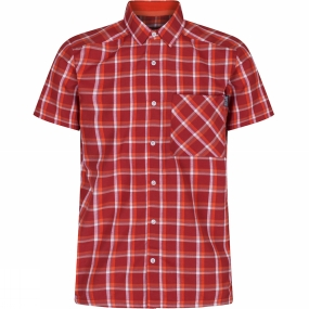 regatta-mens-mindano-ii-short-sleeve-shirt-magma-orange