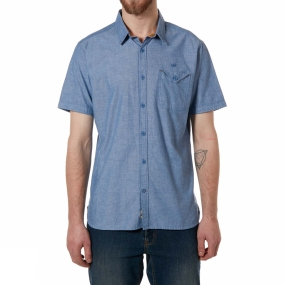 Rab Mens Maker Short Sleeve Shirt