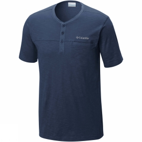 Columbia Mens Lookout Point Short Sleeve Shirt