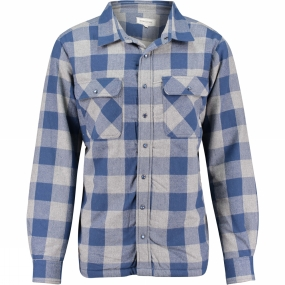 Ayacucho Mens Insulated Flannel Shirt