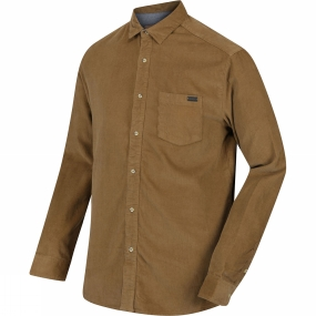 Regatta Mens Benton Long Sleeve Shirt