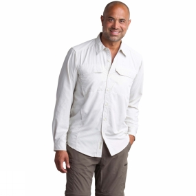 ExOfficio Mens BugsAway Viento Long Sleeve Shirt