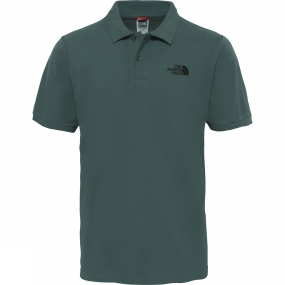 The North Face The North Face Mens Polo Piquet Thyme