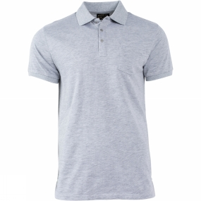 United By Blue United By Blue Men Hudson Polo Grey