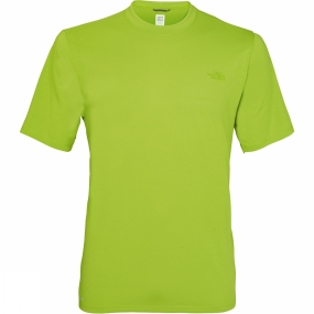 The North Face Mens Kinley T-Shirt Macaw Green