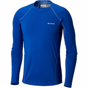 Columbia Mens Midweight Stretch Long Sleeve Tee