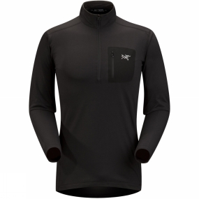 Arc'teryx Mens Rho LT Zip Neck