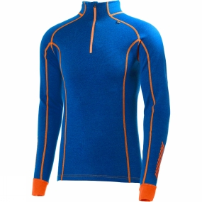 Mens Freeze 1/2 Zip Turtle