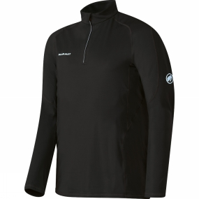 Mammut Mens MTR 141 Thermo Long Sleeve Zip