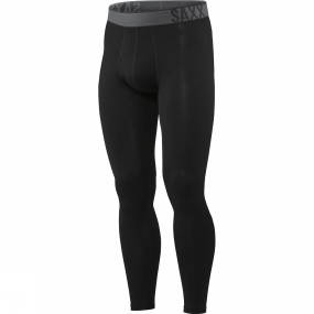 Saxx Saxx Mens Blacksheep 2.0 Tights with Fly Black Heather