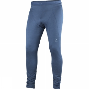 Haglofs Haglofs Men's Actives Blend Long Johns Blue Ink