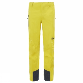 The North Face The North Face Mens Shinpuru Trousers Acid Yellow