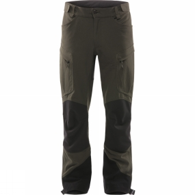 Haglofs Haglofs Mens Rugged II Mountain Pants Deep Woods/True Black