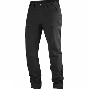 Haglofs Haglofs Mens Breccia Pants True Black