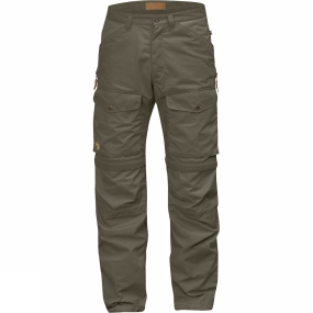 Fjallraven Advanced outdoor trousers for warm climates and high activity levels. The Men