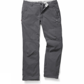 Craghoppers Craghoppers Mens NosiLife Pro Trousers Elephant