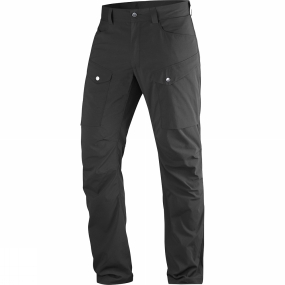 Haglofs Haglofs Mens Mid Fjord Pants True Black