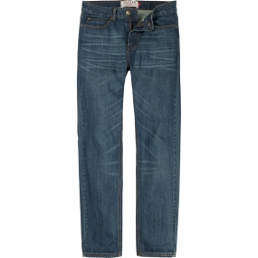 Brakeburn Mens Classic Straight Fit Jeans