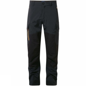 Craghoppers Craghoppers Mens Discovery Adventures Trousers Black